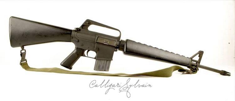 Galerie photo Fusil Assaut M16 6 Images Armes Fusil Assaut M16 6